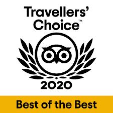 Best 2020 trip advisor logo